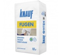 Шпаклёвка гипсовая КНАУФ Фуген (10 кг)  для ГКЛ