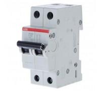 Выключатель автоматический ABB 2 полюса 40 A