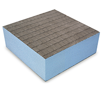 Панель Ruspanel RP 12.5XPS на основе экструдированного пенополистирола Styrofoam двухсторонняя 2500х600х12.5 мм